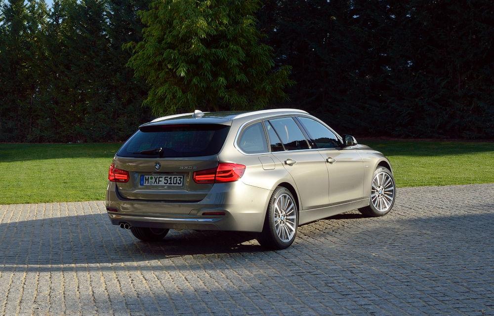 BMW Seria 3 primeşte un facelift la 40 de ani de la debutul primei generaţii - Poza 72