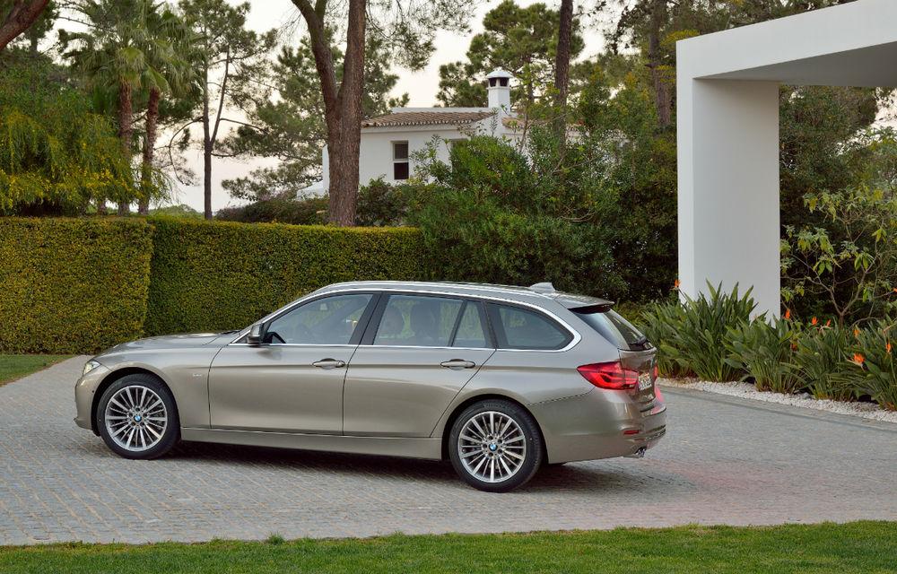 BMW Seria 3 primeşte un facelift la 40 de ani de la debutul primei generaţii - Poza 75