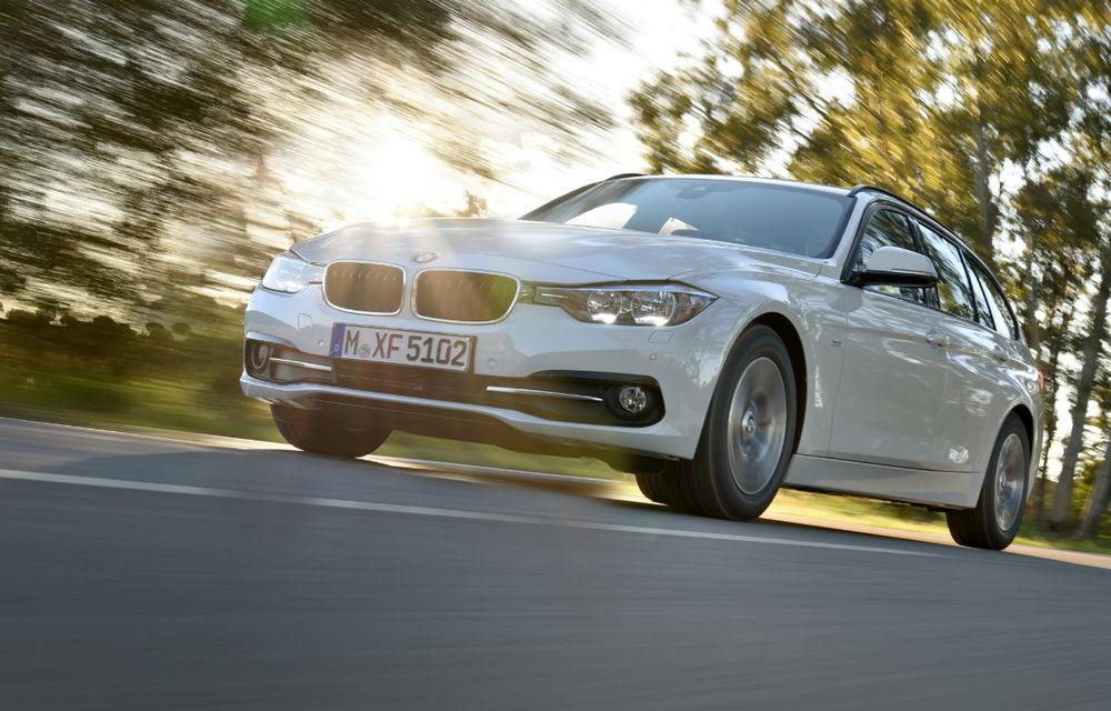 BMW Seria 3 primeşte un facelift la 40 de ani de la debutul primei generaţii - Poza 36