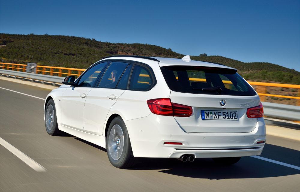 BMW Seria 3 primeşte un facelift la 40 de ani de la debutul primei generaţii - Poza 31