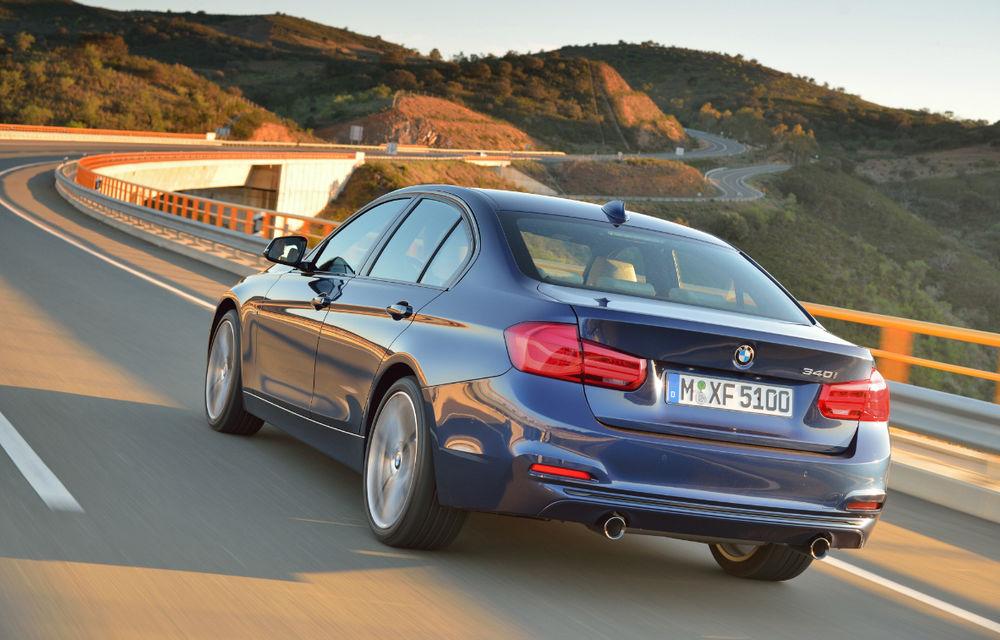 BMW Seria 3 primeşte un facelift la 40 de ani de la debutul primei generaţii - Poza 3