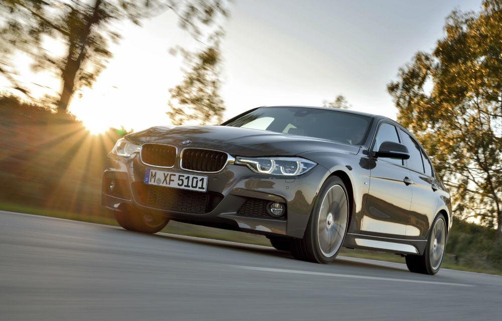 BMW Seria 3 primeşte un facelift la 40 de ani de la debutul primei generaţii - Poza 88