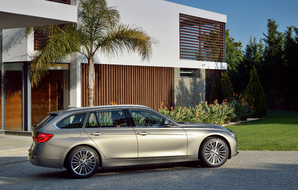 BMW Seria 3 primeşte un facelift la 40 de ani de la debutul primei generaţii - Poza 73