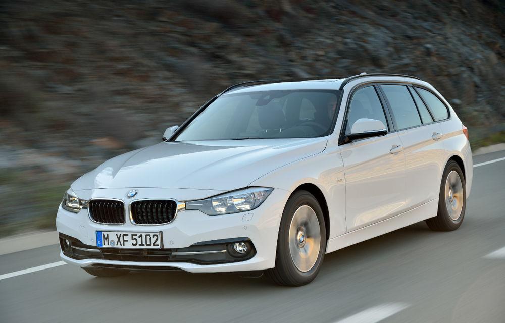 BMW Seria 3 primeşte un facelift la 40 de ani de la debutul primei generaţii - Poza 30