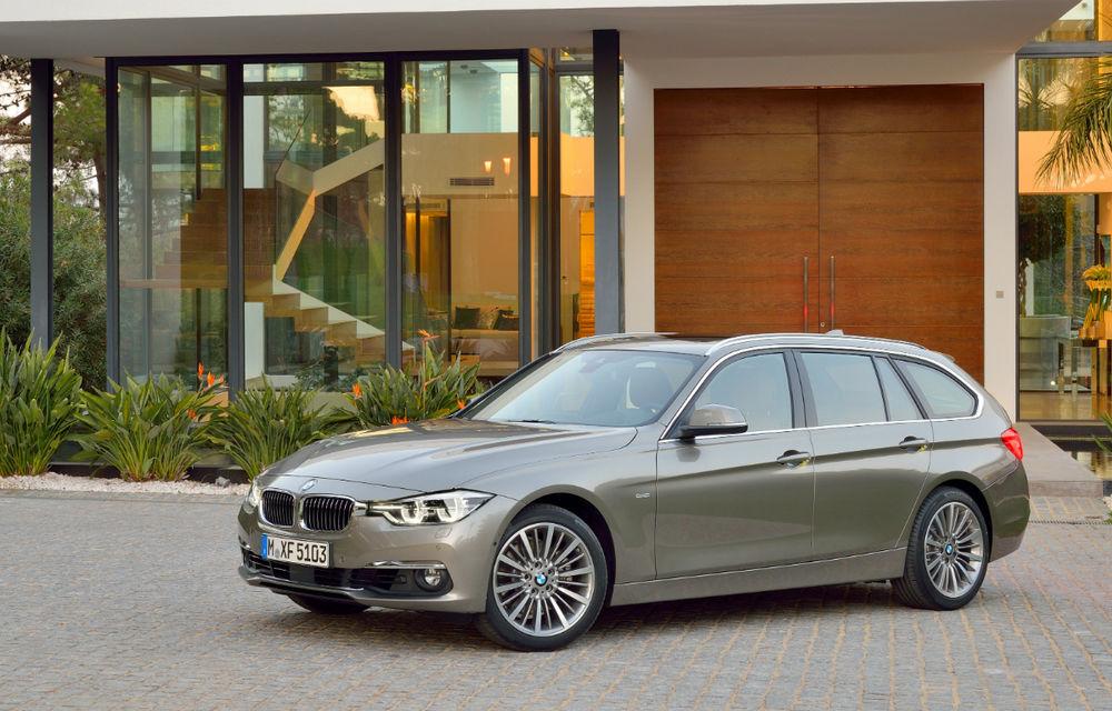 BMW Seria 3 primeşte un facelift la 40 de ani de la debutul primei generaţii - Poza 74