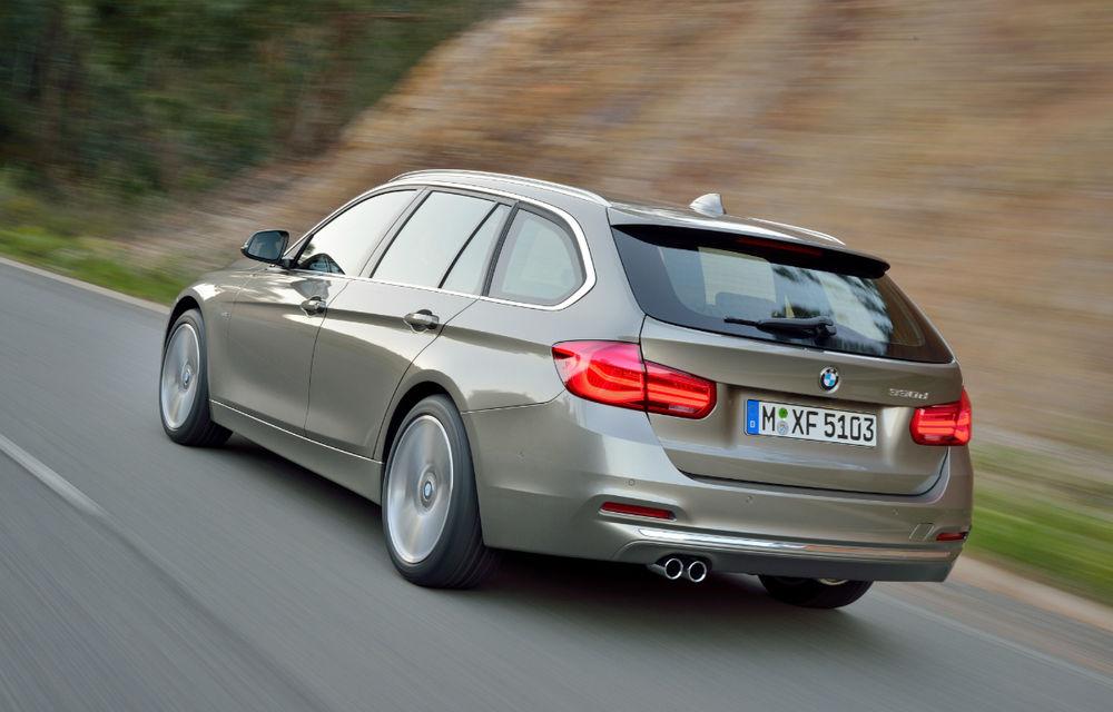 BMW Seria 3 primeşte un facelift la 40 de ani de la debutul primei generaţii - Poza 59