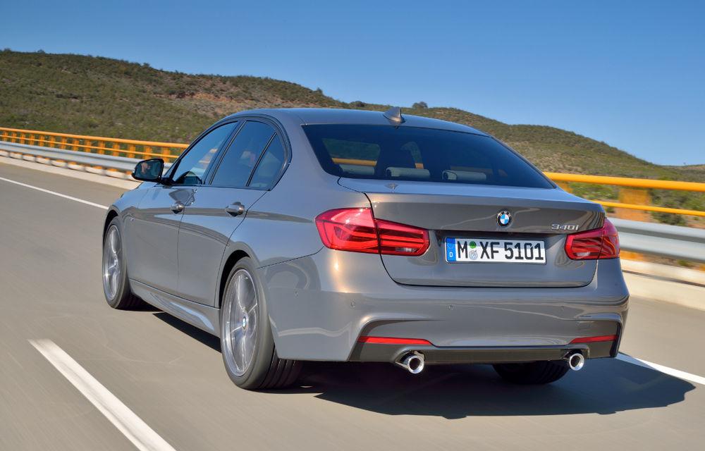 BMW Seria 3 primeşte un facelift la 40 de ani de la debutul primei generaţii - Poza 91