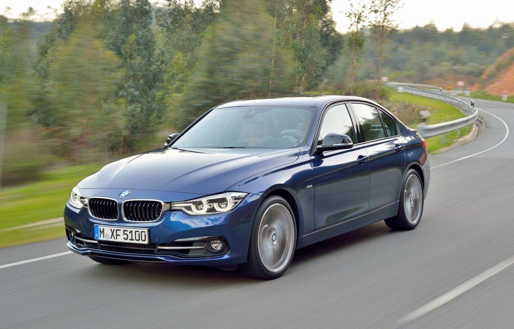 BMW Seria 3 primeşte un facelift la 40 de ani de la debutul primei generaţii - Poza 1