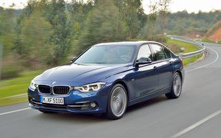 BMW Seria 3 primeşte un facelift la 40 de ani de la debutul primei generaţii
