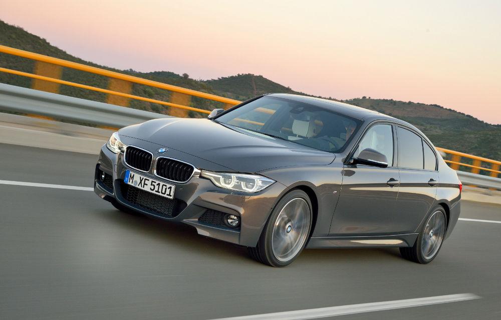 BMW Seria 3 primeşte un facelift la 40 de ani de la debutul primei generaţii - Poza 89