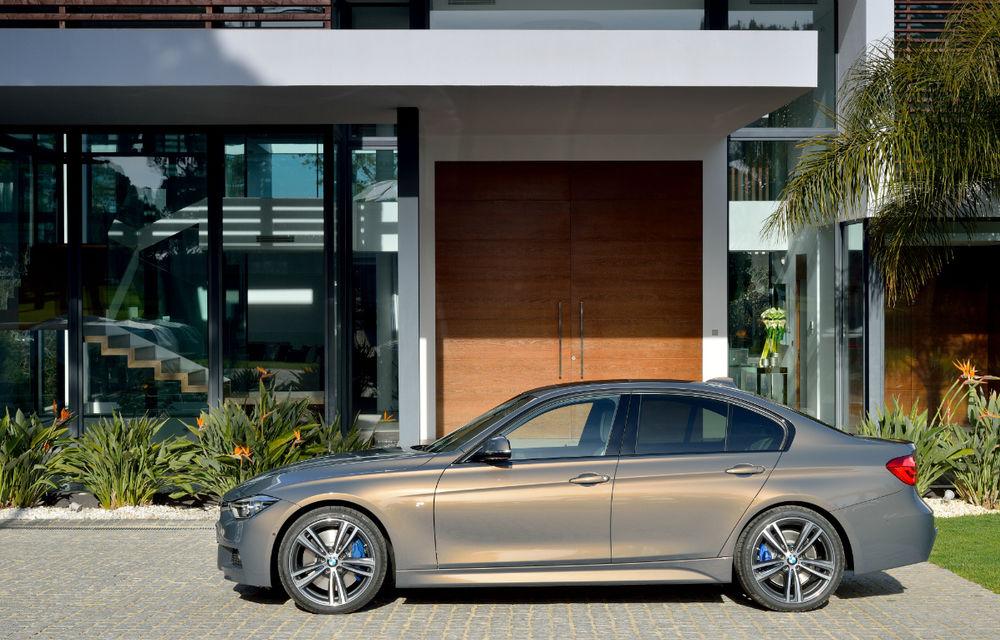 BMW Seria 3 primeşte un facelift la 40 de ani de la debutul primei generaţii - Poza 95