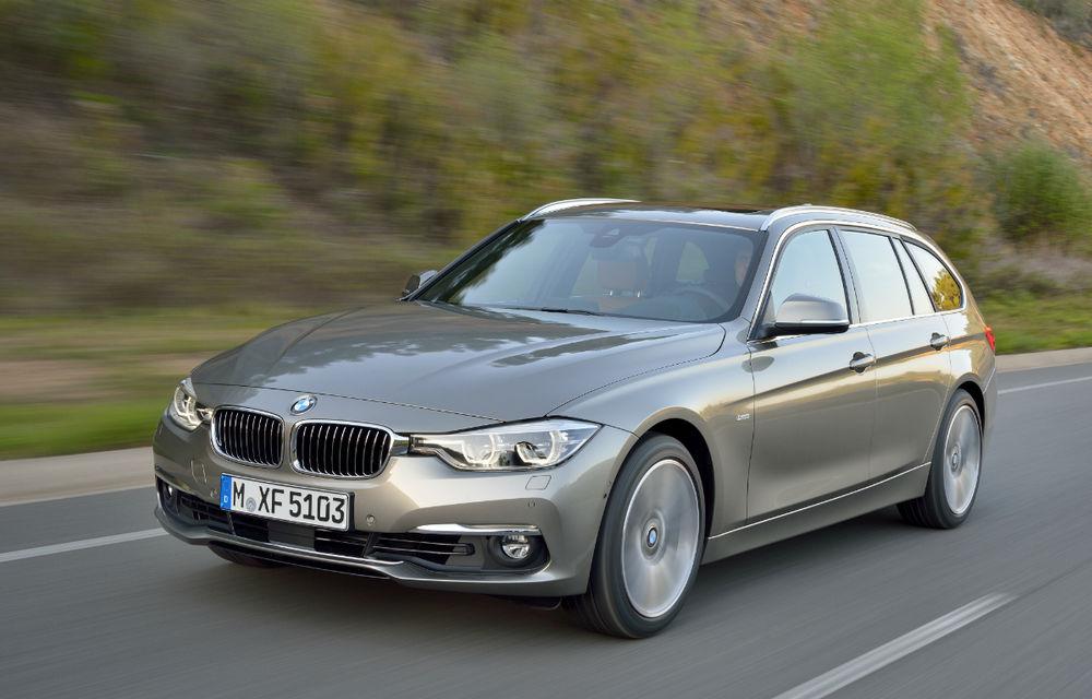 BMW Seria 3 primeşte un facelift la 40 de ani de la debutul primei generaţii - Poza 62