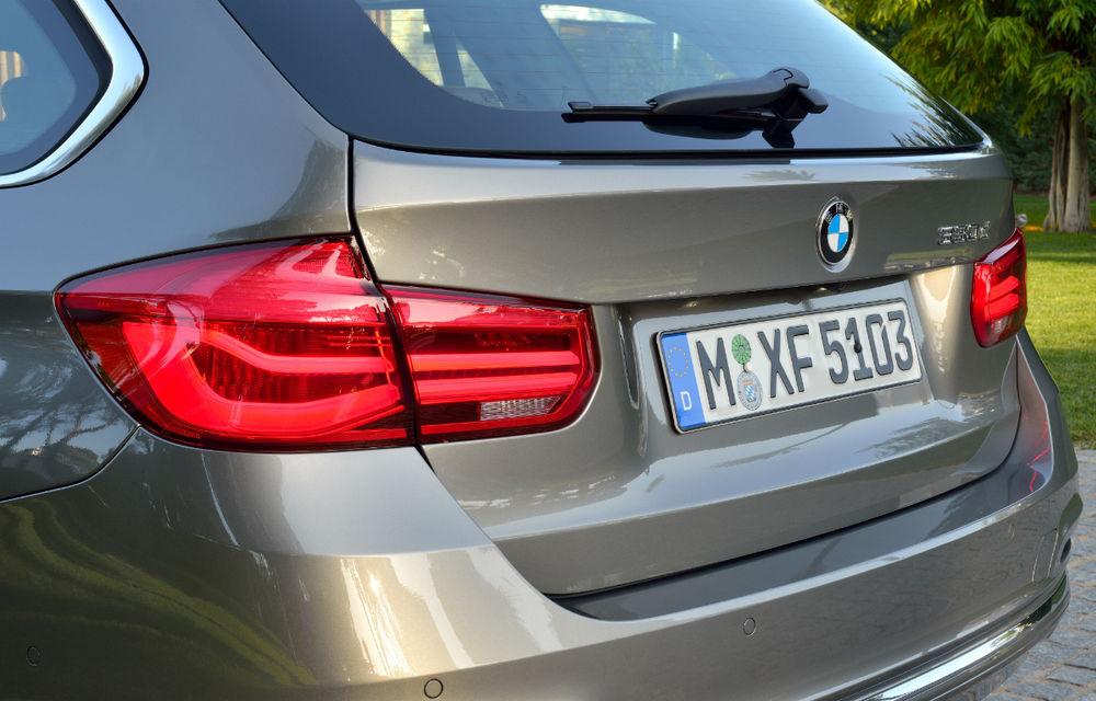 BMW Seria 3 primeşte un facelift la 40 de ani de la debutul primei generaţii - Poza 76