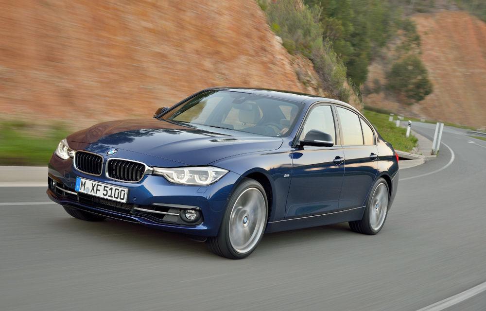 BMW Seria 3 primeşte un facelift la 40 de ani de la debutul primei generaţii - Poza 11