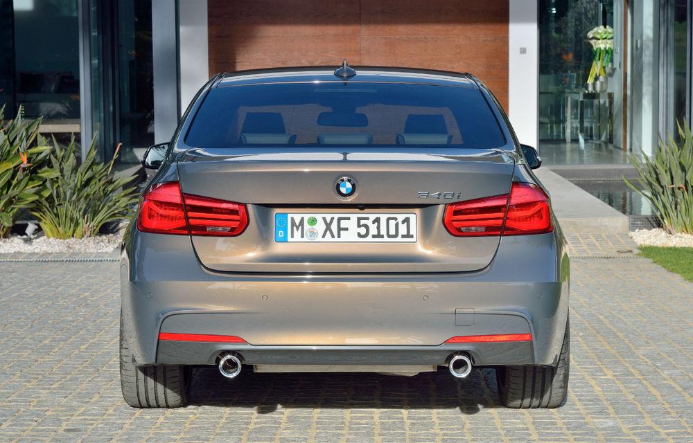 BMW Seria 3 primeşte un facelift la 40 de ani de la debutul primei generaţii - Poza 97