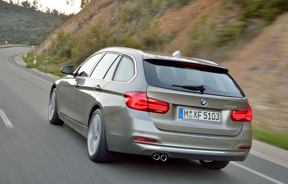 BMW Seria 3 primeşte un facelift la 40 de ani de la debutul primei generaţii - Poza 60