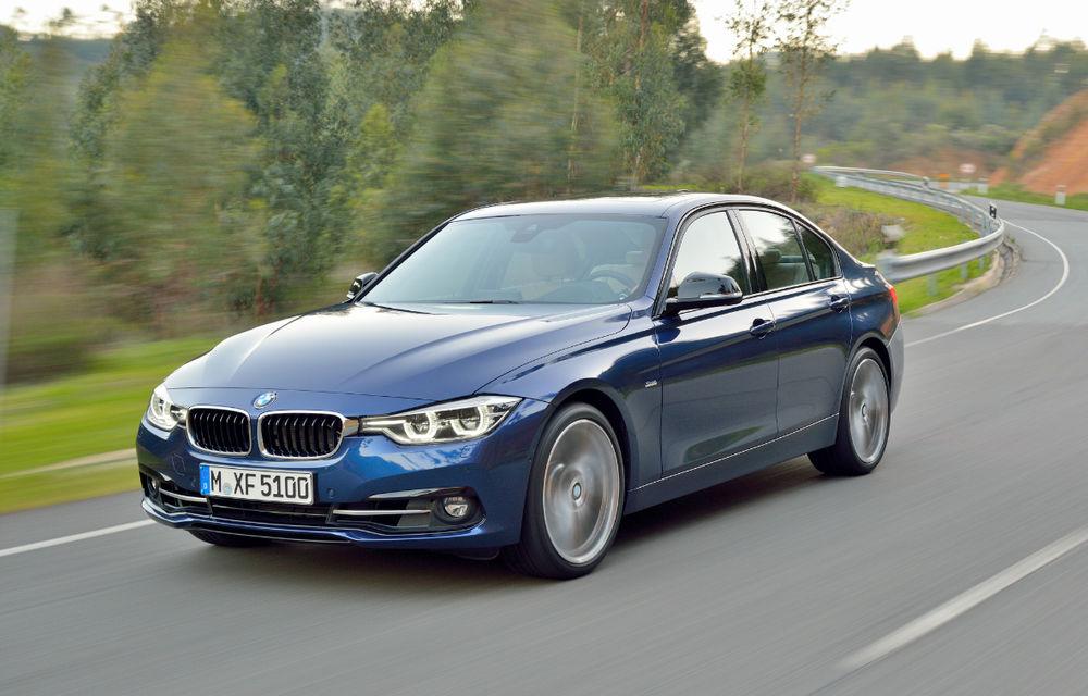 BMW Seria 3 primeşte un facelift la 40 de ani de la debutul primei generaţii - Poza 7