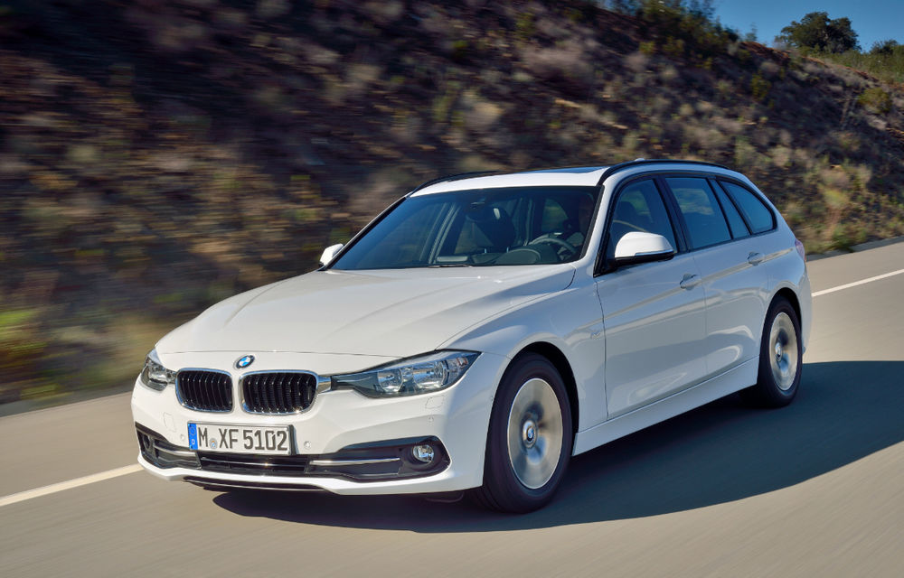 BMW Seria 3 primeşte un facelift la 40 de ani de la debutul primei generaţii - Poza 32