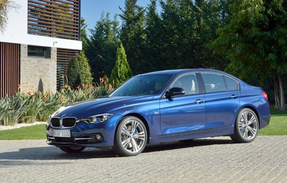 BMW Seria 3 primeşte un facelift la 40 de ani de la debutul primei generaţii - Poza 14