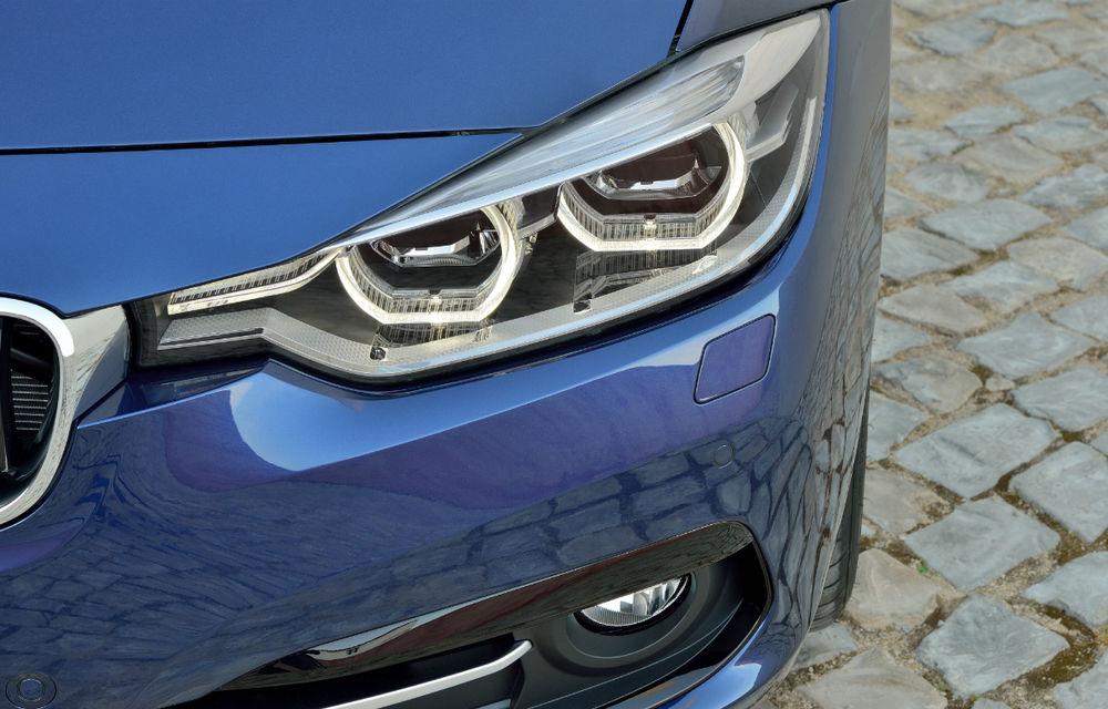 BMW Seria 3 primeşte un facelift la 40 de ani de la debutul primei generaţii - Poza 26