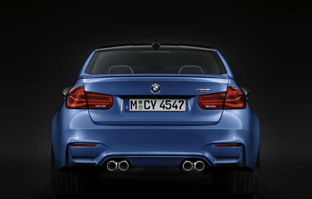 BMW Seria 3 primeşte un facelift la 40 de ani de la debutul primei generaţii - Poza 120