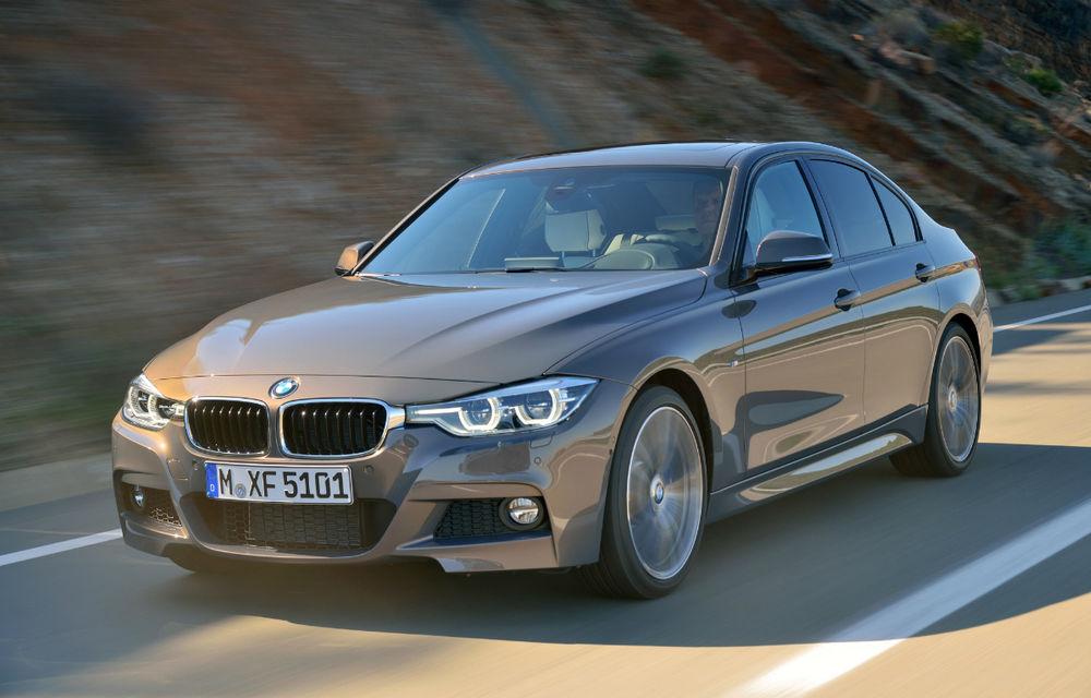 BMW Seria 3 primeşte un facelift la 40 de ani de la debutul primei generaţii - Poza 92