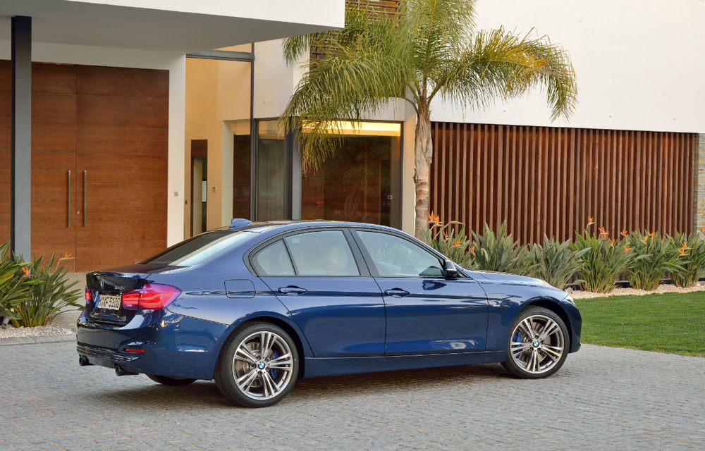 BMW Seria 3 primeşte un facelift la 40 de ani de la debutul primei generaţii - Poza 19