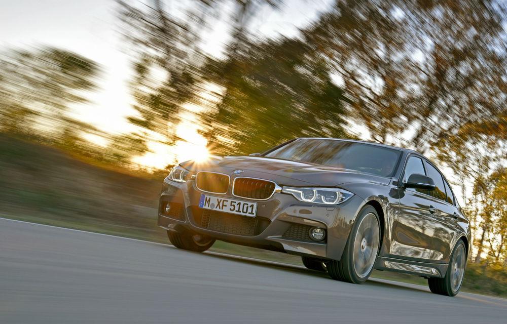 BMW Seria 3 primeşte un facelift la 40 de ani de la debutul primei generaţii - Poza 87