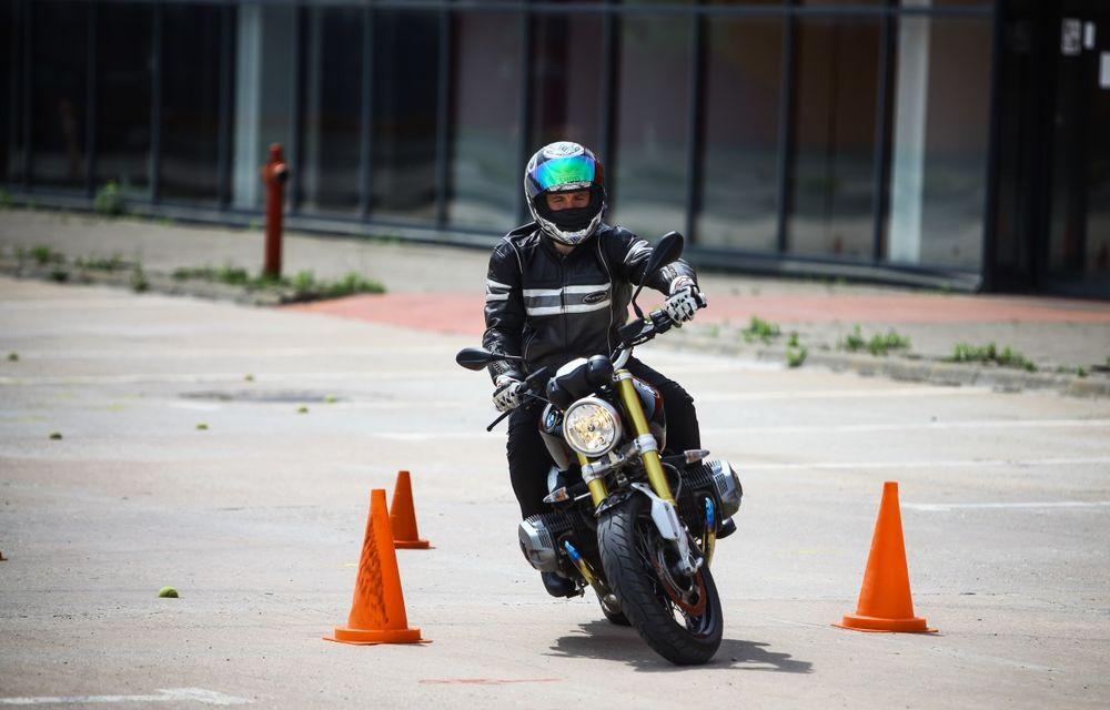 La şcoală pe două roţi: de ce ai nevoie de un curs de conducere defensivă după ce-ţi iei permisul moto - Poza 11