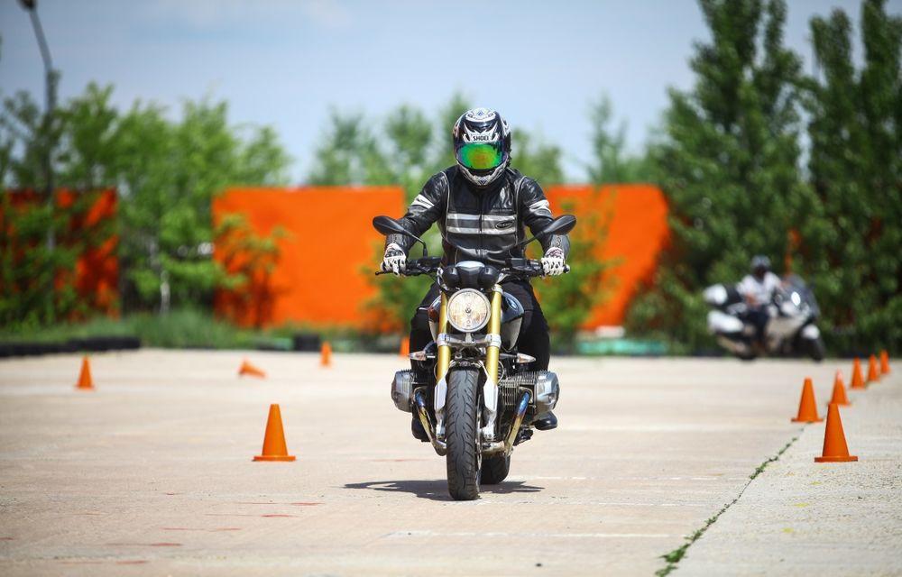 La şcoală pe două roţi: de ce ai nevoie de un curs de conducere defensivă după ce-ţi iei permisul moto - Poza 8
