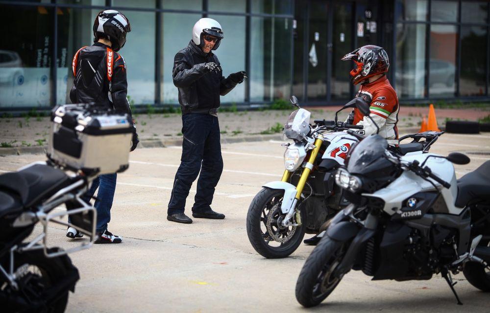 La şcoală pe două roţi: de ce ai nevoie de un curs de conducere defensivă după ce-ţi iei permisul moto - Poza 20