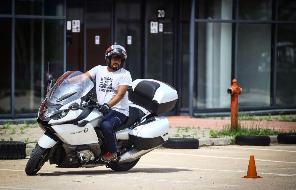La şcoală pe două roţi: de ce ai nevoie de un curs de conducere defensivă după ce-ţi iei permisul moto - Poza 10