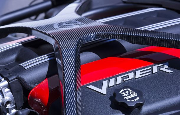 Dodge Viper ACR, cea mai performantă versiune a sportivei, se prezintă - Poza 24