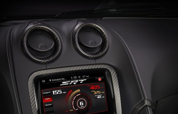 Dodge Viper ACR, cea mai performantă versiune a sportivei, se prezintă - Poza 28
