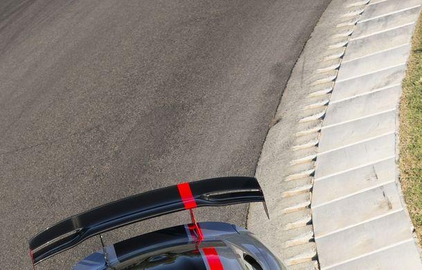 Dodge Viper ACR, cea mai performantă versiune a sportivei, se prezintă - Poza 12