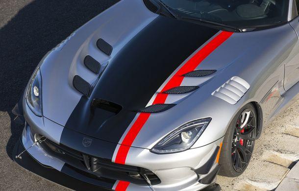 Dodge Viper ACR, cea mai performantă versiune a sportivei, se prezintă - Poza 15