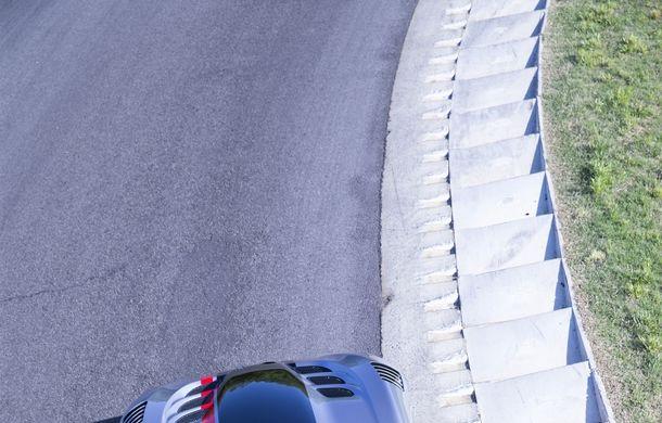 Dodge Viper ACR, cea mai performantă versiune a sportivei, se prezintă - Poza 14