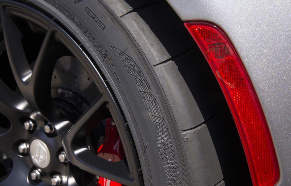 Dodge Viper ACR, cea mai performantă versiune a sportivei, se prezintă - Poza 19
