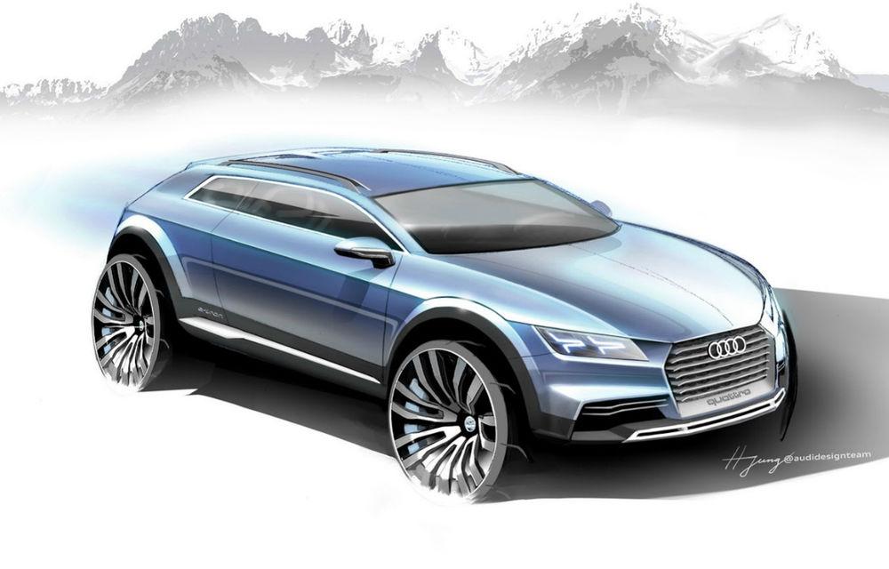 Audi estimează că în maxim 10 ani, jumătate din maşinile vândute vor fi SUV-uri - Poza 1