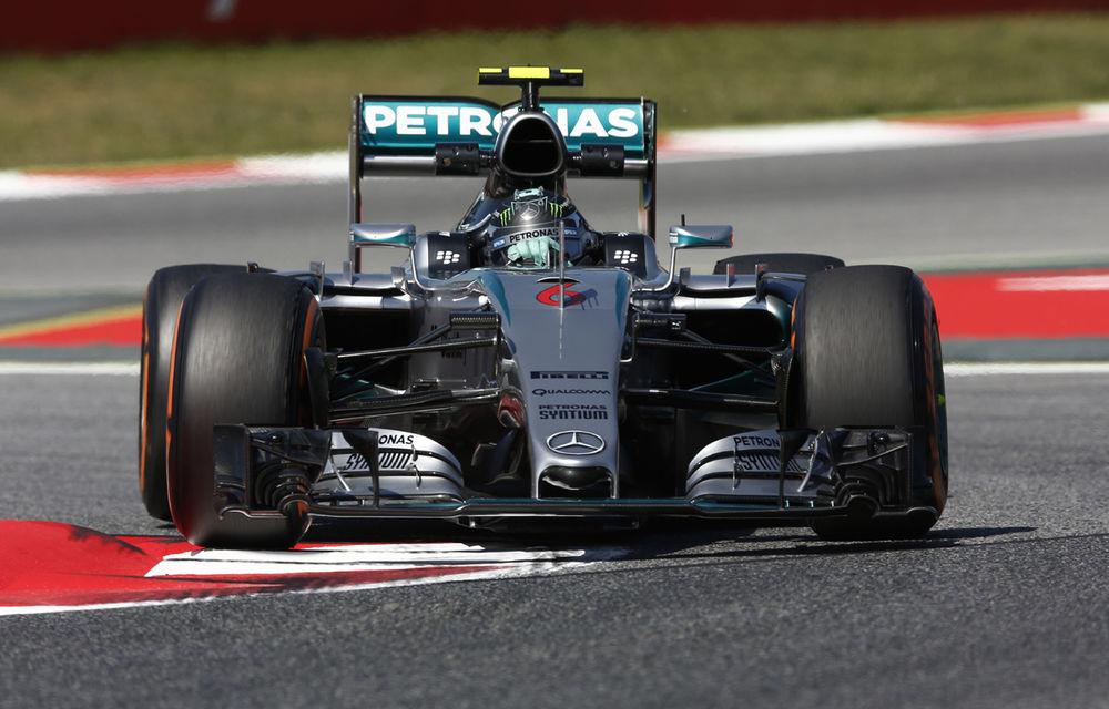 Rosberg a câştigat cursa de la Barcelona! Hamilton şi Vettel au completat podiumul - Poza 1