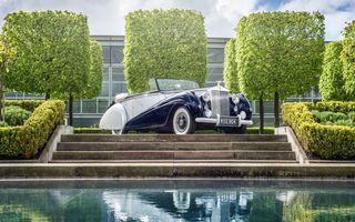 Rolls-Royce anunţă o decapotabilă bazată pe Wraith, numită Dawn
