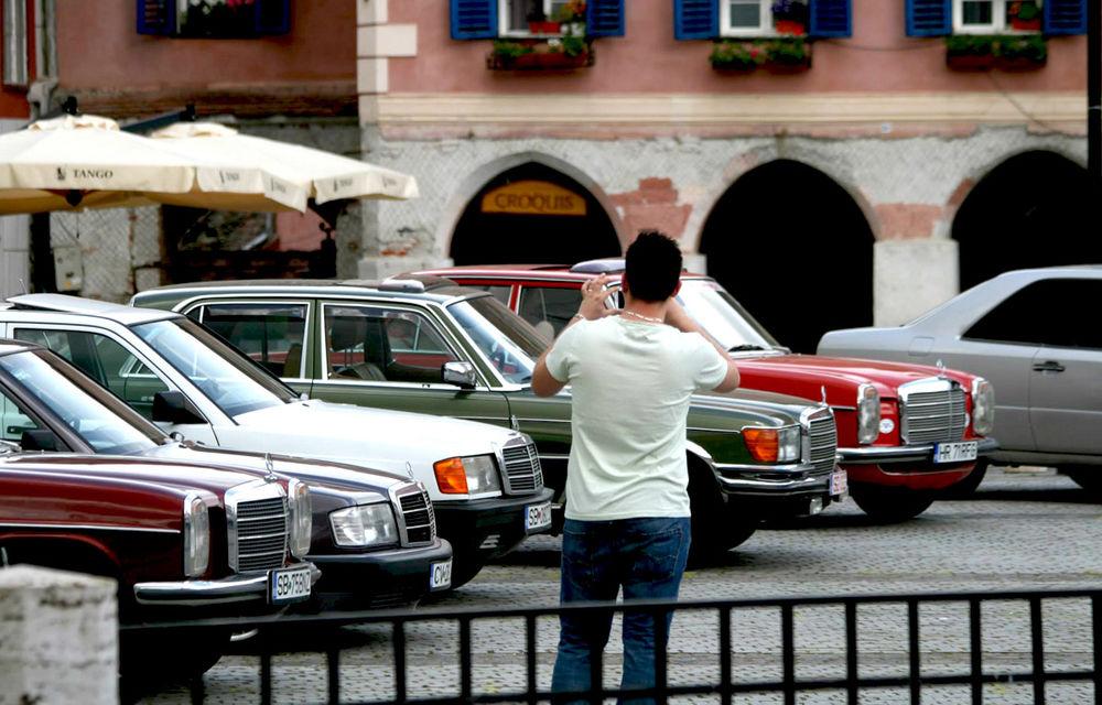 Posesorii modelelor clasice Mercedes-Benz se întâlnesc la Sibiu în weekend-ul 15-17 mai - Poza 1