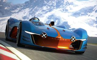Renault ar putea prezenta în iulie primul model modern de la Alpine, menit să devină rivalul lui Audi TT