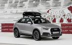 Audi Q3 primeşte un pachet care îl recomandă pentru ieşiri în off-road