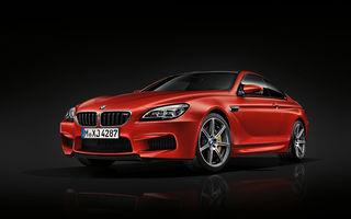 BMW M6 primește un pachet Competition mai puternic