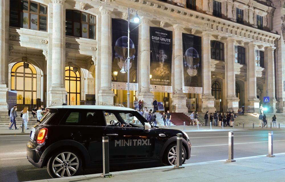 MINI Taxi a transportat peste 500 de pasageri la Noaptea Muzeelor 2015 - Poza 6
