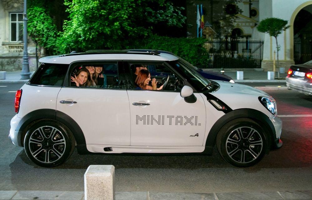 MINI Taxi a transportat peste 500 de pasageri la Noaptea Muzeelor 2015 - Poza 2