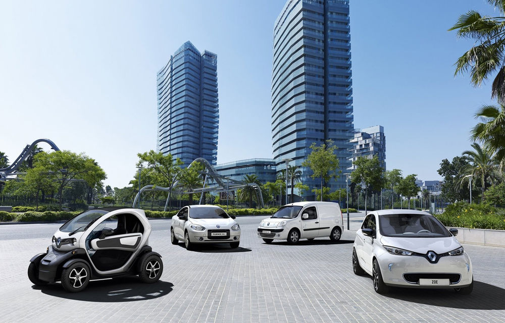 Modelul electric Renault Zoe a fost lansat oficial în România. Preţuri de la 20.900 de euro plus chiria lunară a bateriei - Poza 2