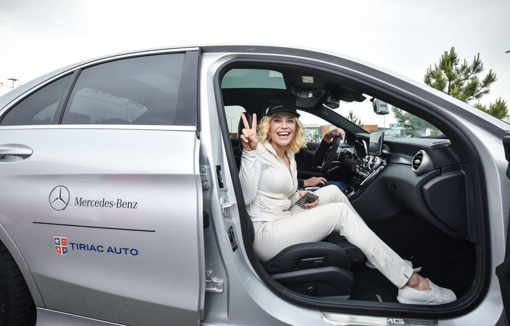 Mika Hakkinen a revenit în România în cadrul campaniei Join The Pact: Never Drink and Drive - Poza 5