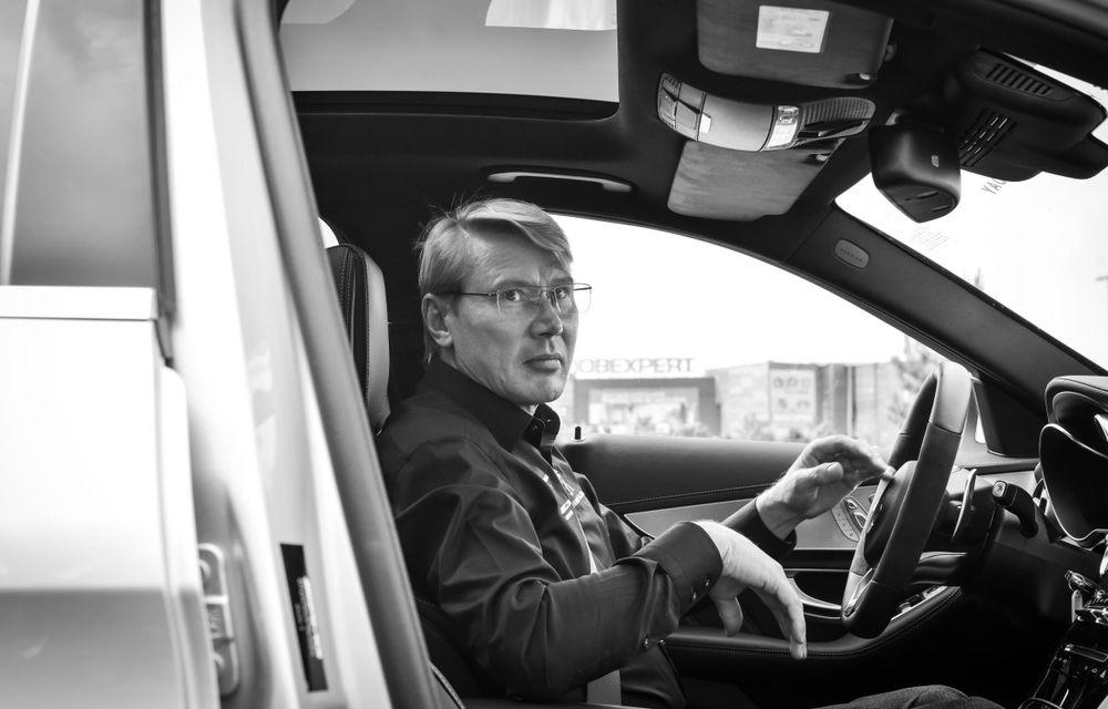 Mika Hakkinen a revenit în România în cadrul campaniei Join The Pact: Never Drink and Drive - Poza 6